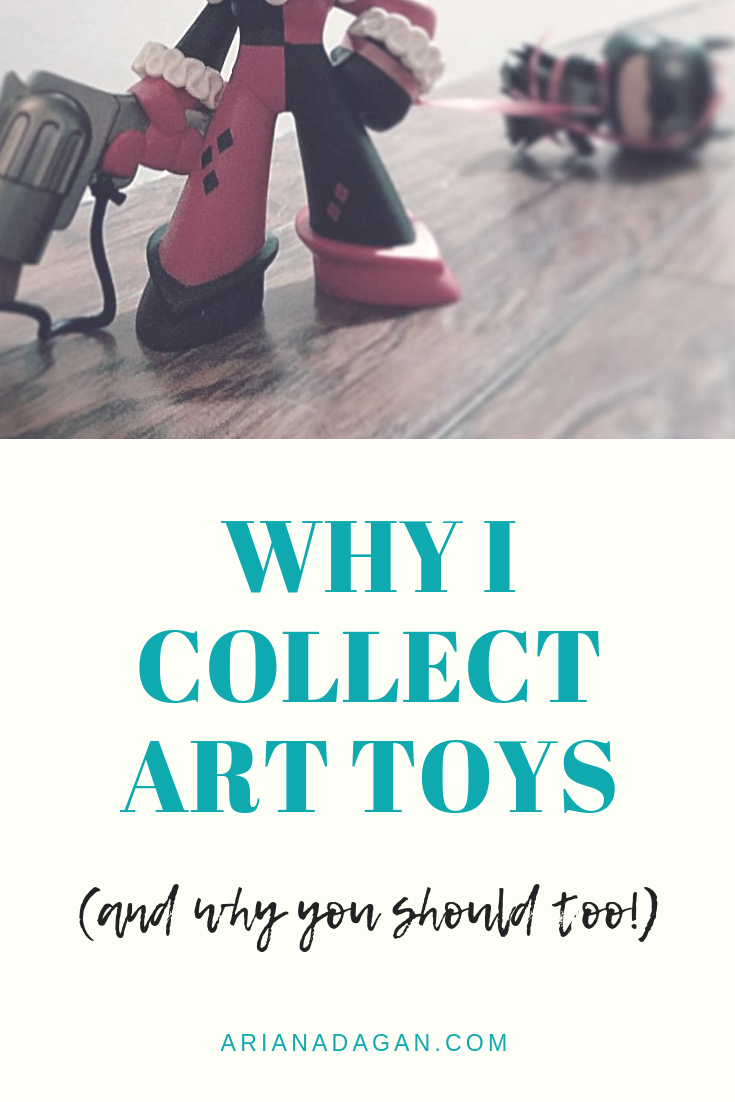 Why I collect art toys (and why you should too)!