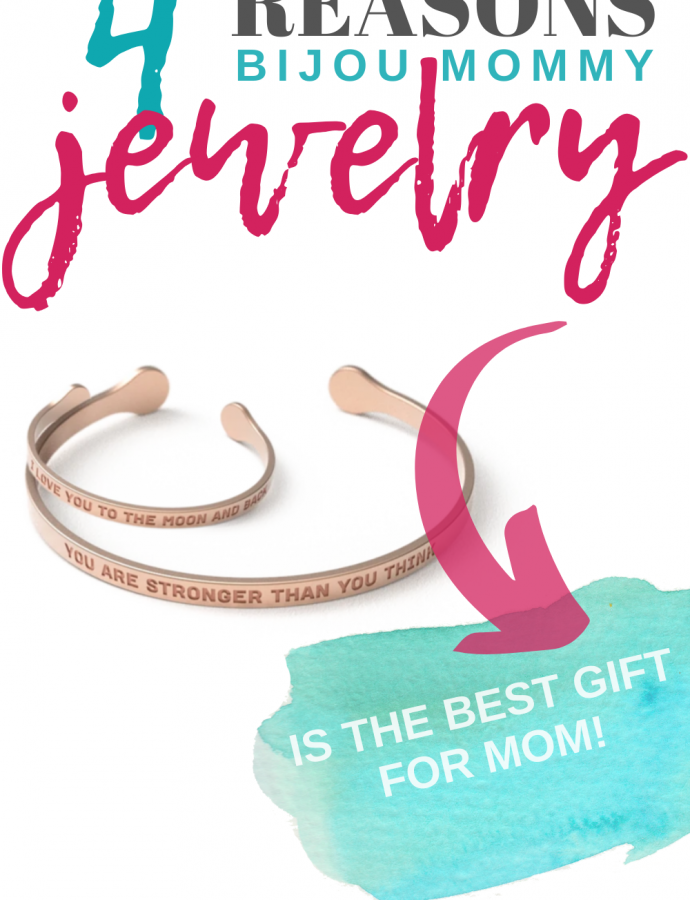 4 Reasons Bijou Mommy Jewelry is The best Gift For Mom